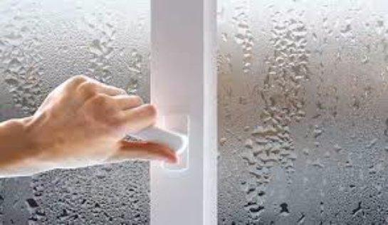 Как не дать запотевать пластиковым окнам?