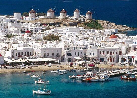 Куда можно поехать отдыхать в Греции?