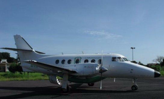 В Сенегале пропал медицинский самолет, на борту было семь человек