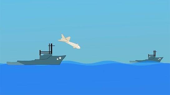 «Боинг» запатентовал дрон, превращающийся в субмарину