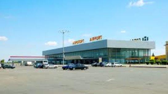 Погрузчик багажа протаранил самолет в аэропорту Волгограда