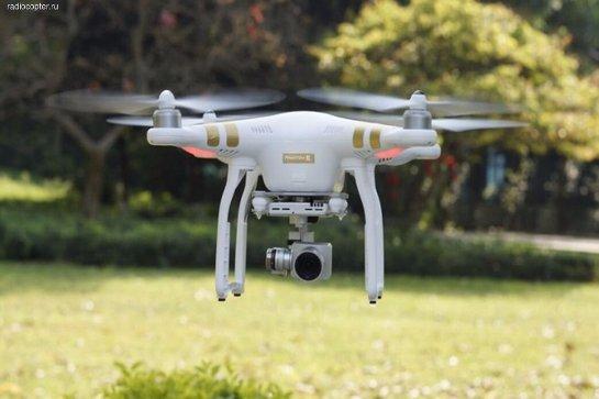 Летательный дрон помог ГАИ задержать нарушителя