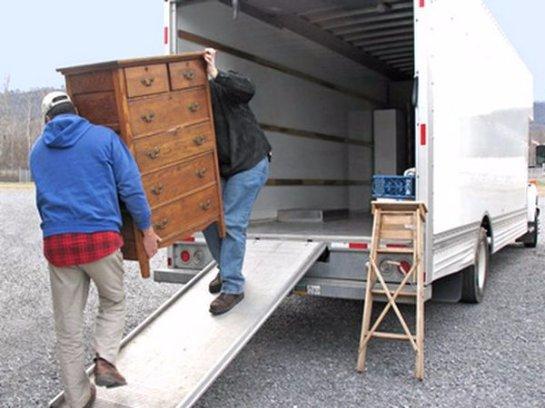 Доступная перевозка мебели по Киеву
