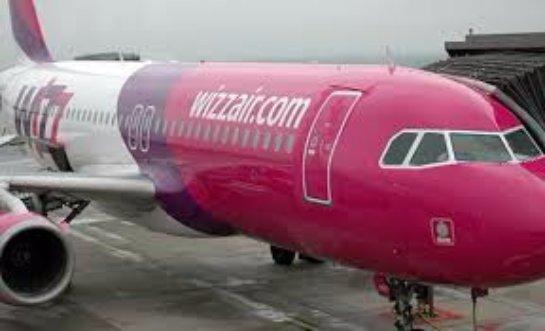 Wizz Air снова начинает летать по направлению Киев-Вильнюс