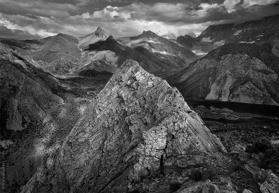 Как получаются горы?