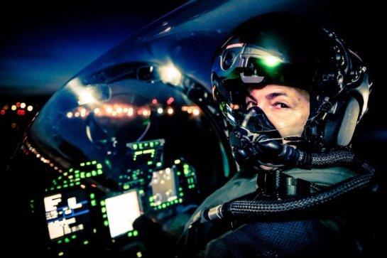 BAE Systems испытала новейший шлем для летчиков истребителей