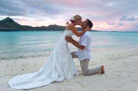 Островная свадьба — не избитый способ отлично провести церимонию