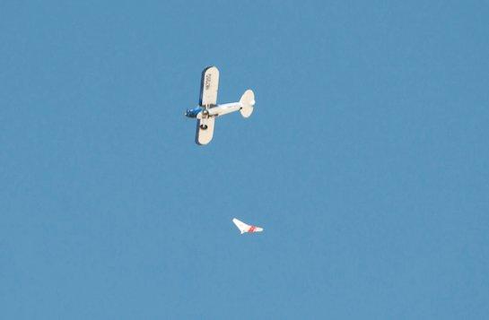 NASA совместно со студентами разрабатывает «самолёт для Марса»