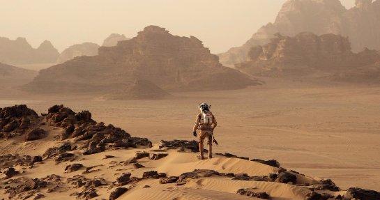 Как мы будем улетать с Марса?