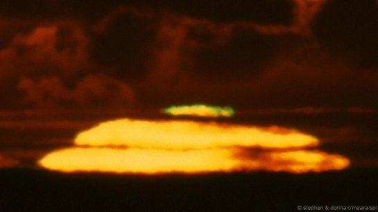 10 необычных огней, появляющихся в небе