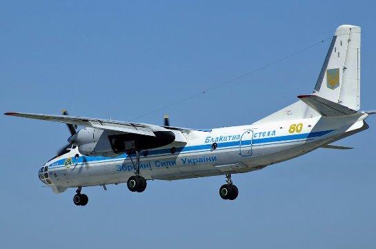 Новый украинский военный самолет АН-70 проверили на выносливость