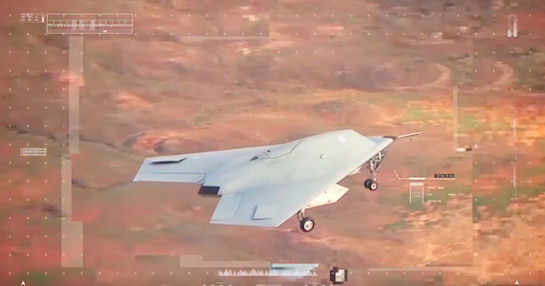 Taranis — военный дрон будущего