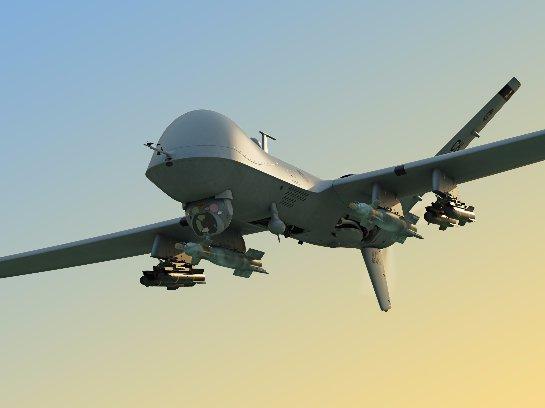 «Укроборонпром» создаст для армии ударный дрон и камуфляж-невидимку