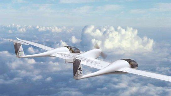 Tesla на небесах. В Германии разработали электрический самолет
