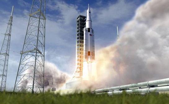 Перший успіх за 40 років: Ракета для польотів на Марс пройшла випробування