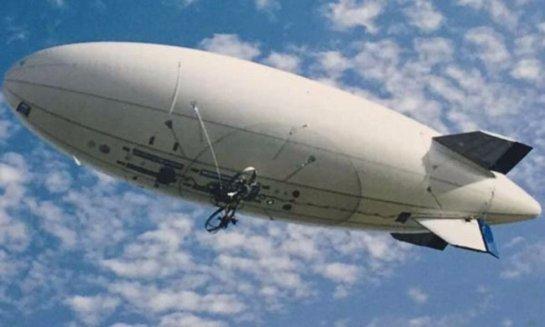 Китай создал дирижабль для охоты за авианосцами