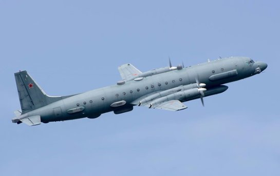 Над Балтикой перехватили российский самолет