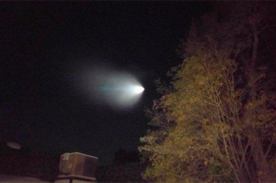 Пентагон раскрыл тайну НЛО над Лос-Анджелесом