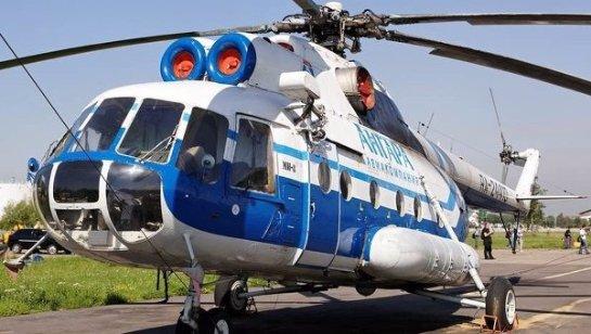 «Укроборонпром» займется модернизацией вертолетов Ми-8Т
