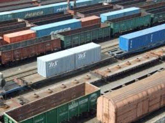 Транспортировка грузов в контейнере по железной дороге