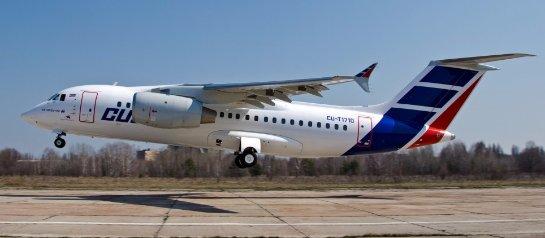 «Антонов» продемонструє чотири проекти літаків на Dubai Air Show 2015