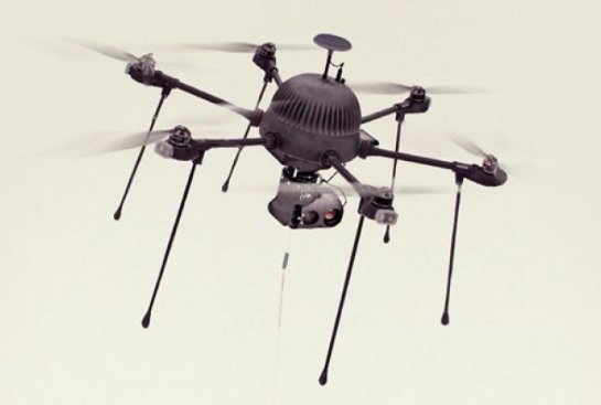 Создан дрон, которому не нужно садиться