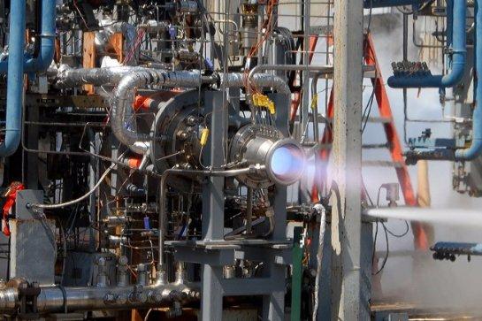 Видео дня: NASA испытало метановый двигатель