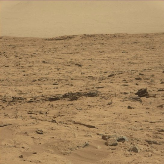 Энтузиасты увидели на марсианских фото разбитый «инопланетный дрон» (Видео)