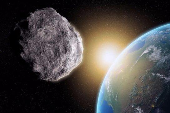 Космический объект столкнется с Землей 13 ноября