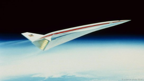 Почему так сложно построить сверхзвуковой авиалайнер