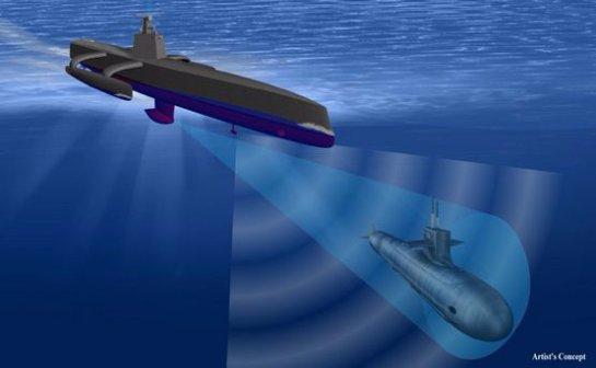 В США испытают огромный беспилотник для охоты за субмаринами (ФОТО, ВИДЕО)