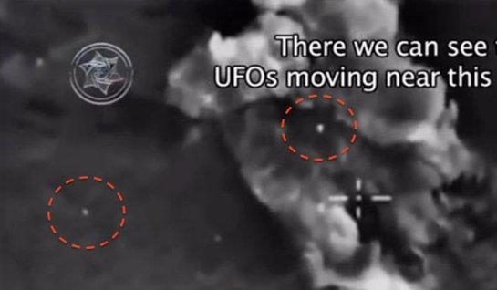 СМИ: за россиянами в Сирии наблюдает НЛО