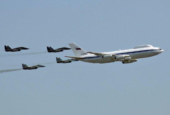 В России появился самолет для Судного дня
