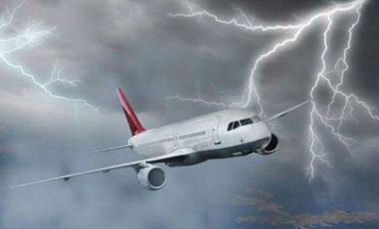 В самолет Аэрофлота А330 при посадке в Сеуле ударила молния