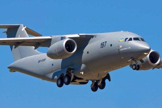 «Антонов» домовився про постачання 30 новітніх літаків для ВПС Саудівської Аравії