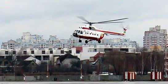 «Укроборонпром» испытал модернизированный вертолет МИ-8МСБ