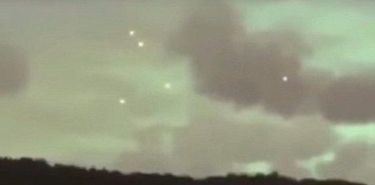 Кадры, демонстрирующие маневры НЛО над Гавайями – доказательство существования инопланетян или фейк?