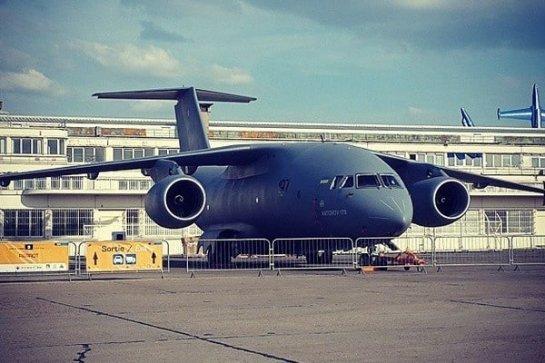 Пошли на взлет: завод «Антонов» получил заказ на 60 самолетов