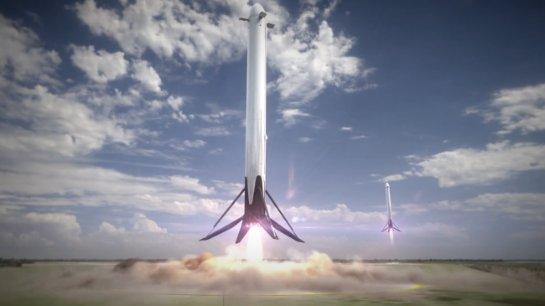 SpaceX попытается посадить следующую ракету на земле вместо плавучей платформы