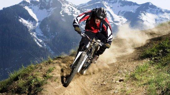 Горный велосипед – почувствуй максимальный экстрим