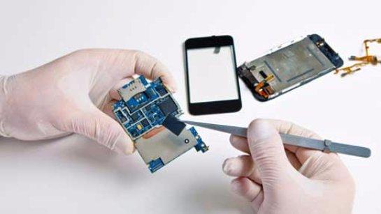 Ремонт мобильных телефонов качественно и быстро