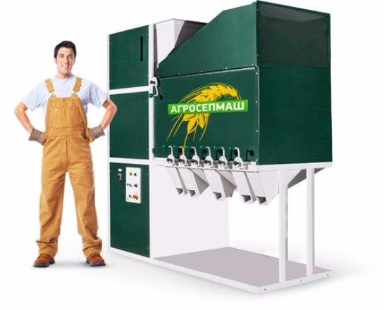 Оборудование для калибровки семян: увеличиваем долю аграрного сектора