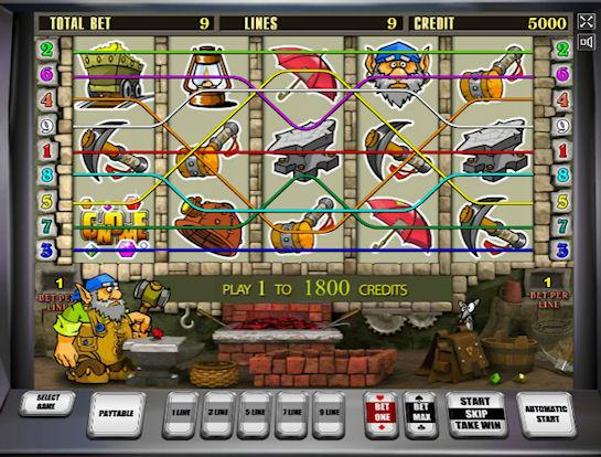 Виртуальный мир: игровой слот Резидент