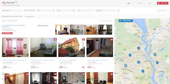 Планируете отдых в Киеве? Альтернатива дорогим отелям здесь!