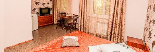Лучшие гостиницы и отели курорта на Чёрном море