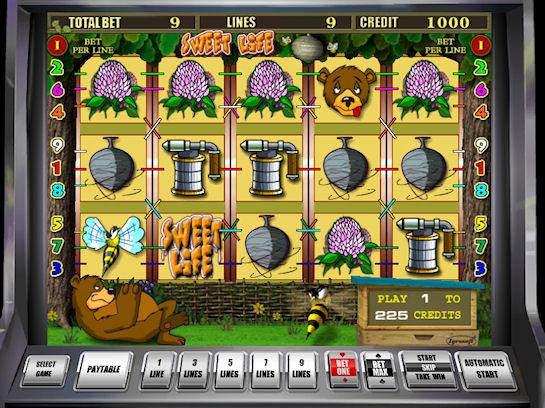 Игровые автоматы, повествующие о загадочных существах