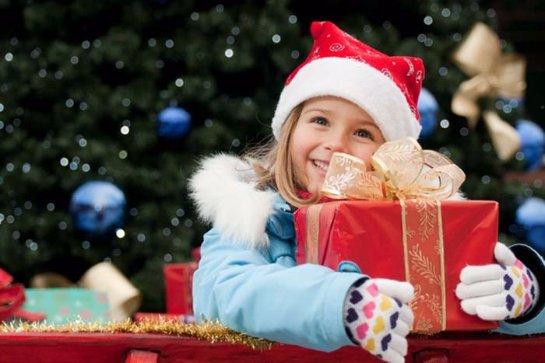 Правильный выбор подарков семье на Новый год