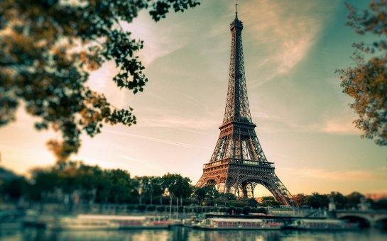 Лицо и дух Парижа