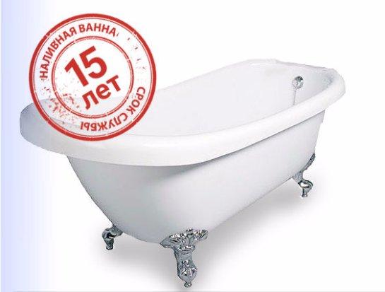 Быстрая реставрация ванн на дому заказчиков
