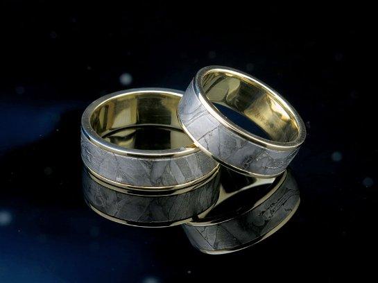Обручальные кольца через ювелирную мастерскую